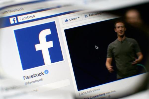 Wow! Seperempat Populasi di Dunia Pengguna Facebook