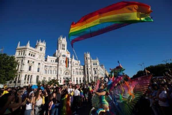 Festival LGBT Terbesar Madrid World Pride Resmi Berakhir