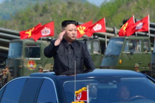 Kim Jong un Bertolak ke Rusia Menggunakan Kereta Istimewa