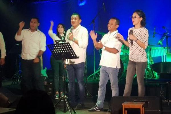 Kisah Heroik Tim Advance Kampanye Jokowi Diungkap