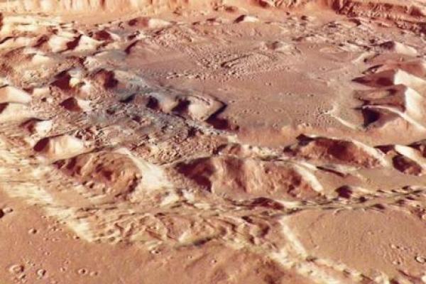 NASA Temukan Fenomena Mirip Gempa di Mars