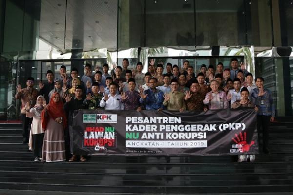 Pesantren Kader Penggerak NU Antikorupsi