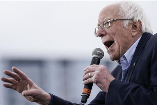Dukung Palestina, Bernie Sanders Sebut Benjamin Netanyahu Rasis