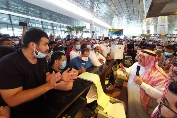 Arab Saudi Pastikan Pemulangan Warga Negaranya di Jakarta