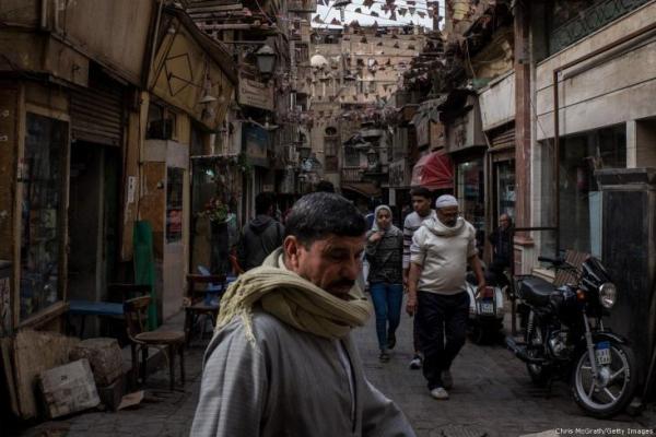 Cegah Corona, Mesir Tutup Kafe dan Pusat Perbelanjaan Malam Hari