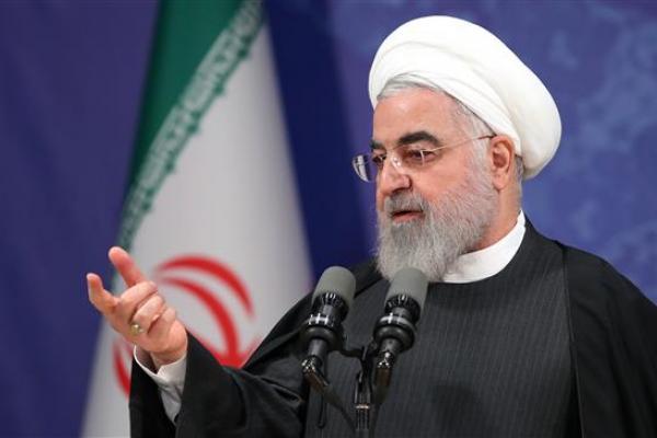 Iran Tolak Tawaran Bantuan AS Hadapi Virus Corona