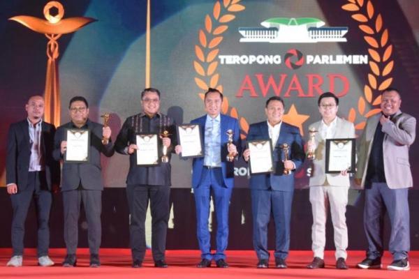 Irwan Dedikasikan Penghargaan Making News Person untuk Warga Kaltim