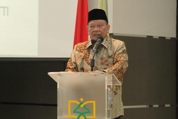 Ketua DPD RI Minta Masyarakat Tingkatkan Kerukunan Antarumat Beragama
