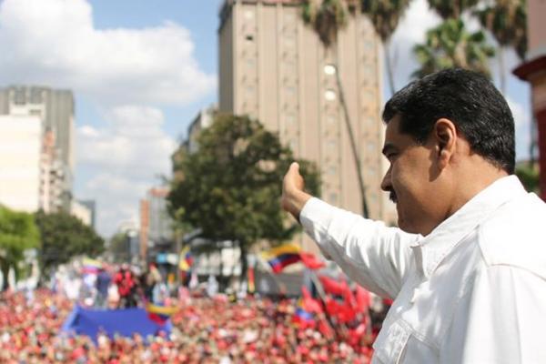 Maduro Desak Perempuan Venezuela Lahirkan Lebih Banyak Anak
