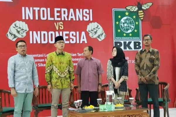 PKB Tegaskan Toleransi Beragama di Indonesia Tak Boleh Kendor