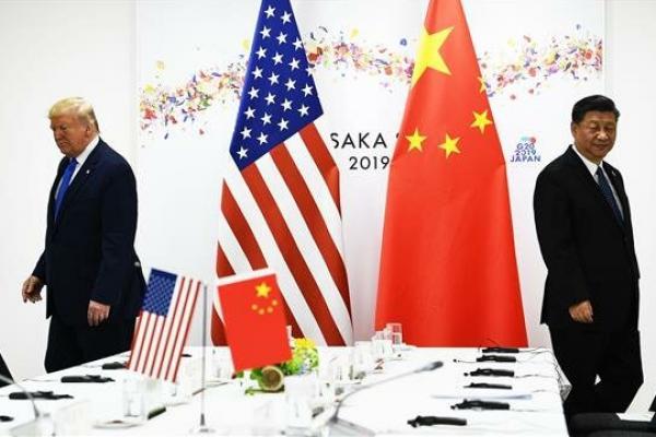 Pandemi Covid-19, Babak Baru Perang AS vs China