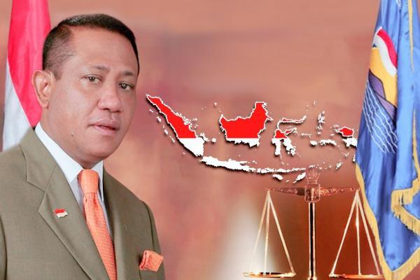 Presiden KP2IT Luruskan Informasi, Suharso Monoarfa Terjangkit Virus Corona