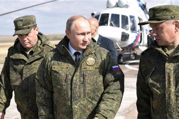 Rusia Bantah Tuduhan PBB Lakukan Kejahatan Perang di Suriah