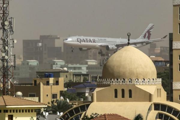 Siaga Corona, Sudan Tutup Bandara dan Pelabuhan