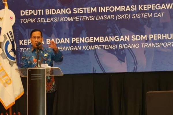 Sugihardjo Dorong Perguruan Tinggi BPSDM Perhubungan Kerja Sama dengan Pemda