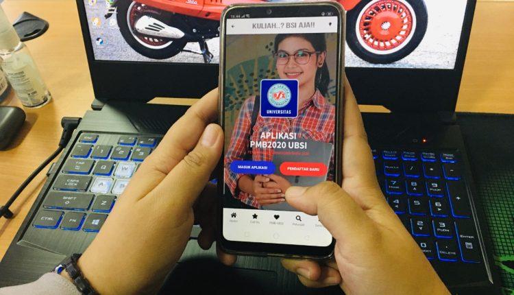 Daftar Kuliah di UBSI Bisa Pakai Aplikasi Mobile yaitu M-PMB – Wartawan