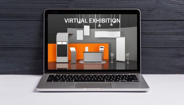 Ilustrasi Virtual Exhibition – Wartawan
