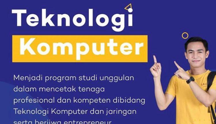 Teknologi Komputer UBSI – Wartawan