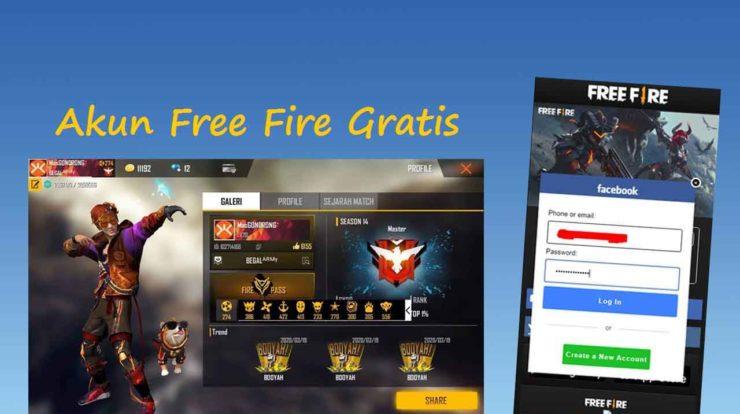 Akun Free Fire Casdiro Gratis – Wartawan.id