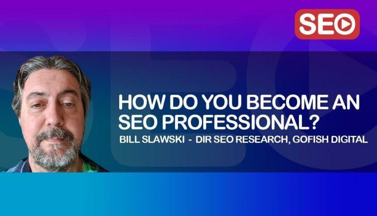 Bill Slawski, Founder Go Fish Digital