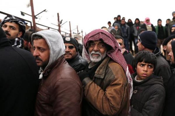 Setengah Juta Pengusi Suriah Kembali ke Kediamannya