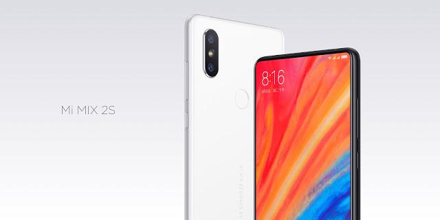 Gambar Xiaomi Mi MIX 2S