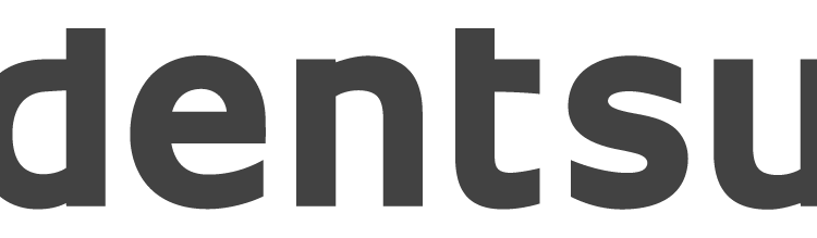 Logo Dentsu