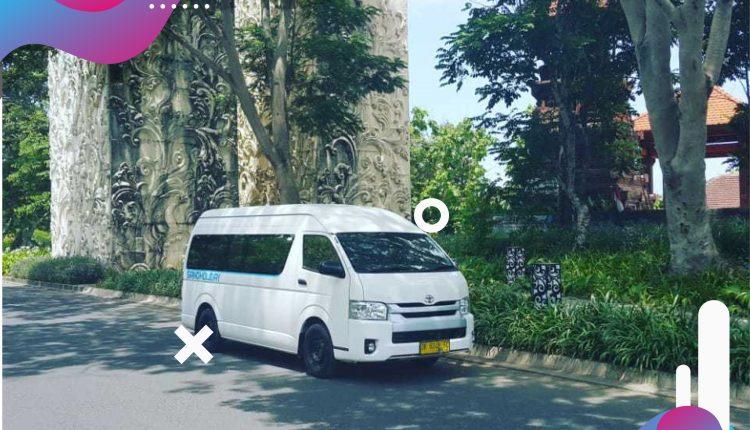 Sewa bus murah di Jakarta dan Bali