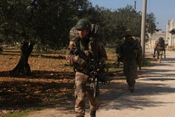 AS Tuding Rusia Tewaskan Puluhan Tentara Turki di Suriah