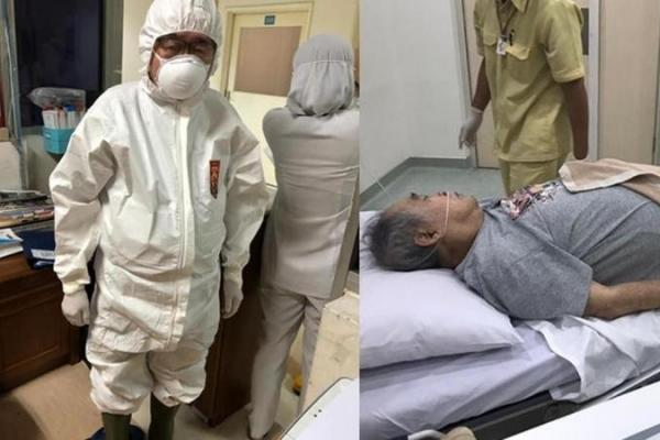 Doa Mengalir Untuk Dokter Handoko Gunawan Pejuang Corona