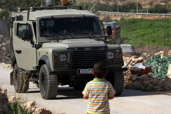 Israel Tahan Dua Anak di Bawah Umur Palestina di Hebron