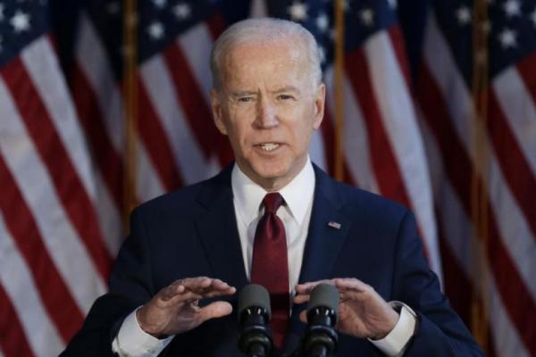 Joe Biden Janji Akan Tunjuk Cawapres Perempuan