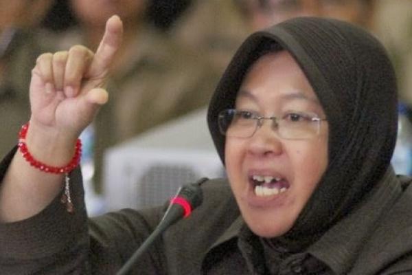 Risma Tolak Viking Sun Sandar di Surabaya Karena Ini
