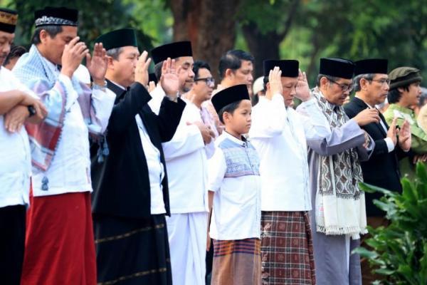 Salat Jumat di DKI Jakarta Diliburkan Dua Pekan