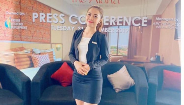 Katarina Jessica, Alumni UBSI Yogyakarta yang Sukses – Wartawan