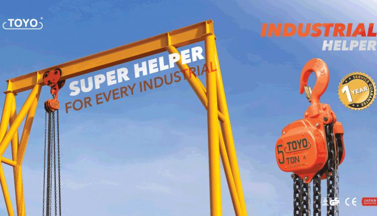 Industrial Helper – Wartawan.id